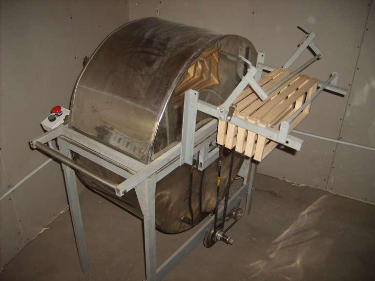 Радиальная медогонка своими руками из стиральной машины